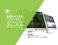 BAKALIAN WEBSITE | SIDUL