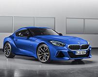 BMW Z4 Coupe 2020