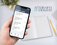 Attorneys on Demand Mobile App