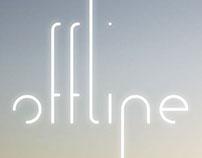 Offline [Logo e progetto grafico]