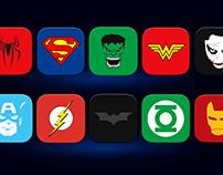 Super Flat Icons