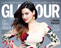 GLAMOUR Mexico & Latin America // Maite Perroni
