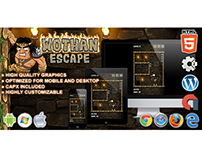Construct Game: Wothan Escape