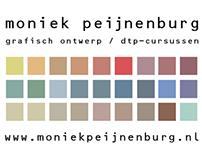 Grafisch werk Moniek Peijnenburg