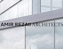 AMIR REZAII ARCHITECTS RESPONSIVE WEBSITE