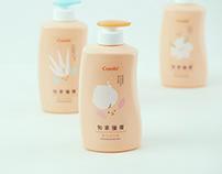 Combi 康貝 ベビー用品のコンビ株式会社 和草極潤系列