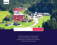 JoinNetco Landing Page Redesign