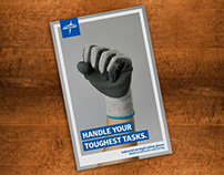 Medical Supply - Industrial Glove Brochure