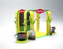 Lipton Booth
