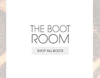 MARISOTA.CO.UK Bootroom