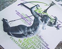 Frisson Magazine #4 - Cover & Design Consultant / 2020