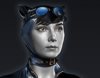 Catwoman (WIP)