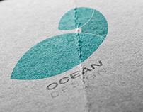 corporate identity(design ocean)