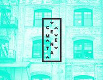 CEMENTA - Branding