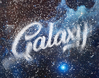 The galaxy in your eyes.