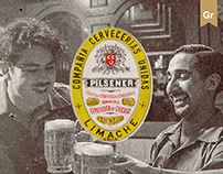 Cerveza Cristal - 165 años.