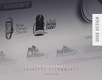 Converse Website