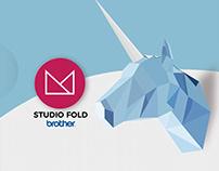FOLD Design + Brother