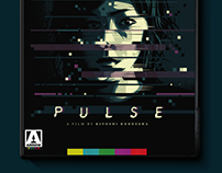PULSE DVD Cover for Arrow Video