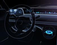 Nissan Future Dash - Conceptual