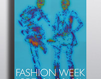 Poster Fashion Week Lodz