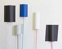 TUBE - wall light