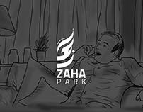 Zaha Park   Videos Campaign Story Board