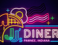 Animated Neon Signs