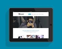 RUNDY Web Template Design (Free Psd)