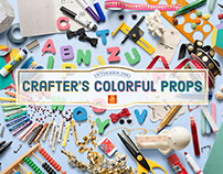 Crafter's Colorful Props