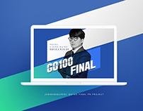 전홍철T GO100 파이널 PR
