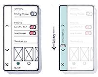 Reverse-Wireframing: NeuBible Mobile App