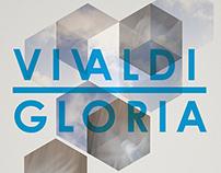 Vivaldi's Gloria Recital - Poster Design