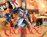 Crusade - Movie poster