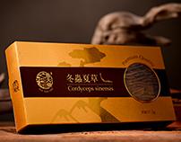 Package of Cordyceps Sinensis