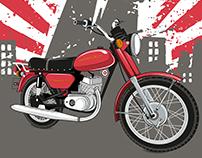 Minsk Motorcycle