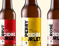 Cidre Bourlet / Normandie / Export US