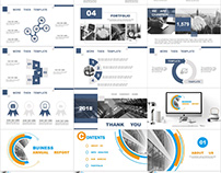 2 in 1+ Best business charts PowerPoint templates downl