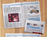 Periódico El Patagónico - Journal/Newspaper