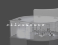 Silhouette: Interactive optical furniture