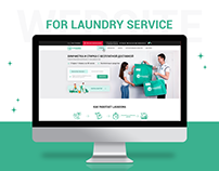 WEBSITE || Lavadora || Dry Cleaning || Химчистка