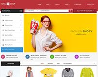 Projet d'un site e-commerce