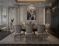 neo classic Salon
