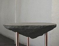 Hi-Res | Concrete Table