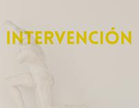 Intervención TIPOGRÁFICA
