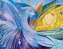 Fionora`s Colors - Book Illustration