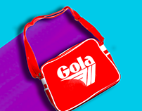 GOLA products (lifestyle and graphics)