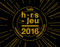 Ludia - Hors-Jeu 2016