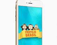 Proteja Brasil App