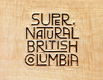 Super, Natural British Columbia - Rebranding